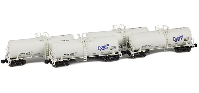 AZL 903816-1 ASRX | Domino Sugar 17,600 Gallon Tank Car Runner Pack