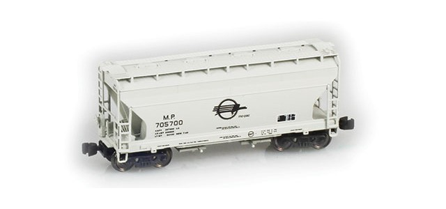AZL 903905-2 ACF 2-Bay Hopper MP #705787