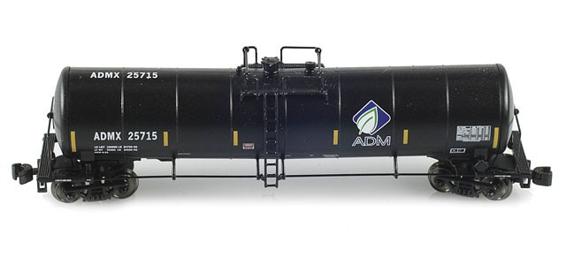 AZL 90507-1 ADMX Funnel Flow Tank Car Set