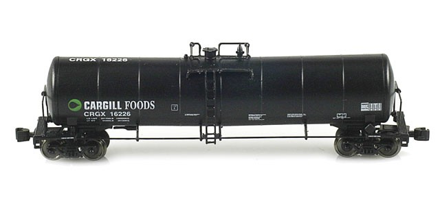 AZL 90504-2 CGRX Funnel Flow Tank Car Set