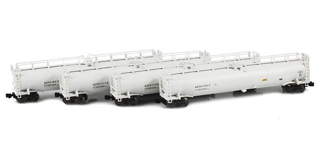 AZL 90332-1 ACFX LPG Tank Car Set