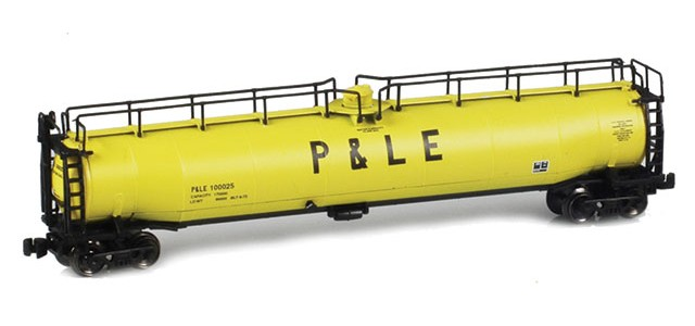 AZL 91334-1 P&LE LPG Tank Car Single #100025