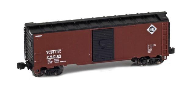 AZL 904305-1 ERIE 40' AAR Boxcar #78238