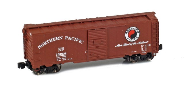 AZL 904309-1 Northern Pacific 40' AAR Boxcar #15259