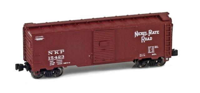 AZL 904310-1 NKP 40' AAR Boxcar #15423