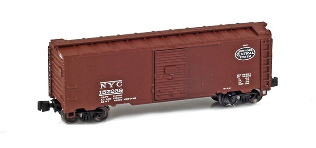 AZL 904311-1 NYC 40' AAR Boxcar #157239