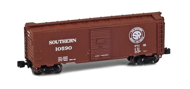 AZL 904312-1 SOU 40' AAR Boxcar #10590