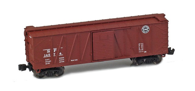AZL 903103-1 40' Southern Pacific Outside Braced Boxcar #14574