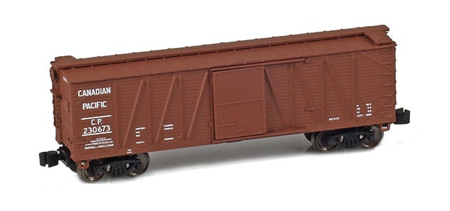 AZL 903108-1 40' CP Outside Braced Boxcar #230673