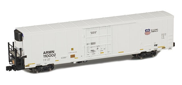 AZL 914001-1 Trinity 64' Reefer ARMN/UP #110002