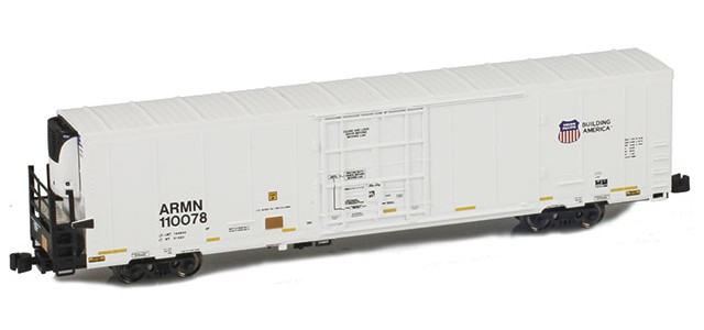 AZL 914002-1 Trinity 64' Reefer ARMN/UP #110078
