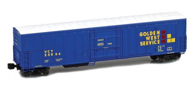 AZL 914804-1 R-70-20 Golden West (VCY) Reefer #25064