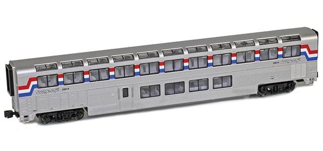 AZL 72004-1 Amtrak Superliner I Lounge Phase III  #33014