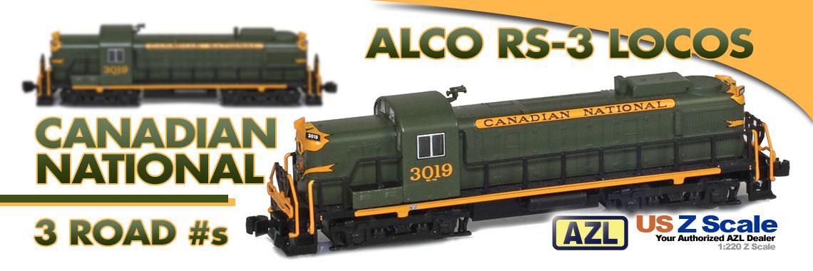 CN RS3