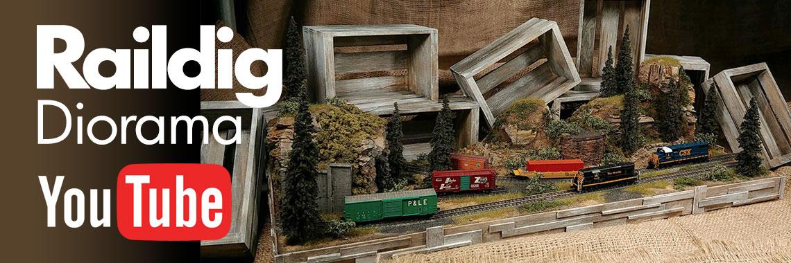 Raildig Diorama
