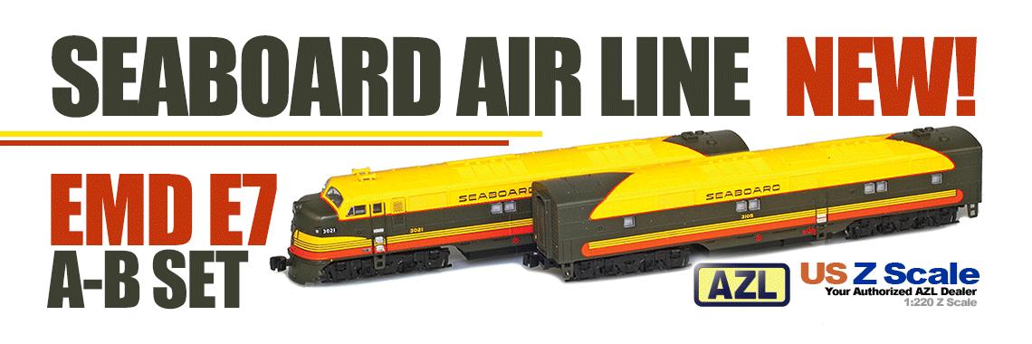 EMD E7 Locomotives