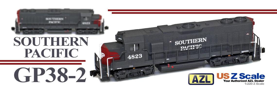SP GP38-2