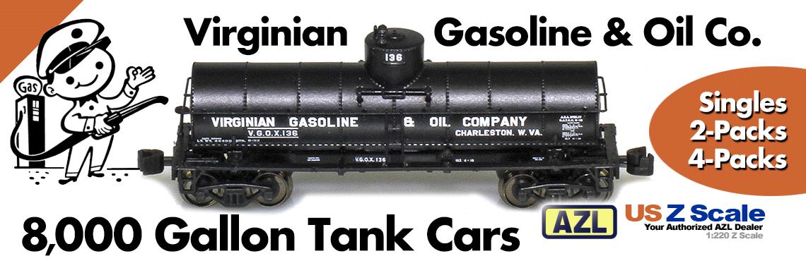 Virginian Tank Car