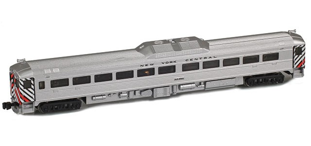 AZL 62201-2 Budd RDC New York Central #M457