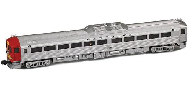 AZL 62203-1 Budd RDC ATSF #DC191