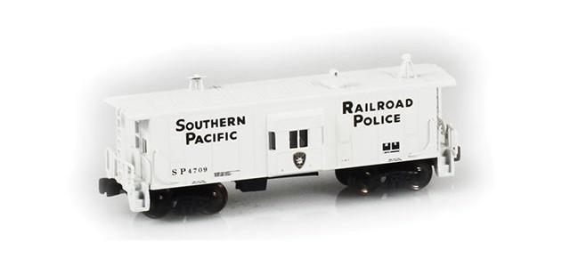 AZL 92000-11 C-30-5 Caboose SP Railroad Police #4709