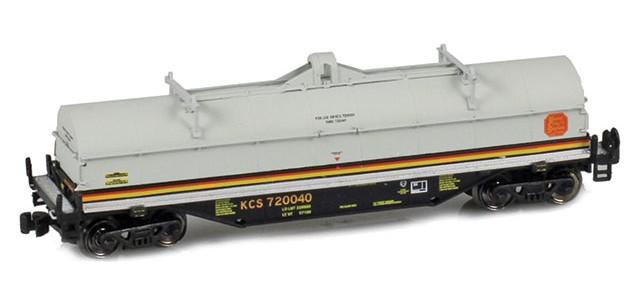 AZL 903403-1 KCS NSC Coil Car #720069