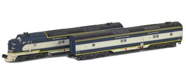 AZL 64615-2 Missouri Pacific EMD E7A-B Set    #7014, #7014B