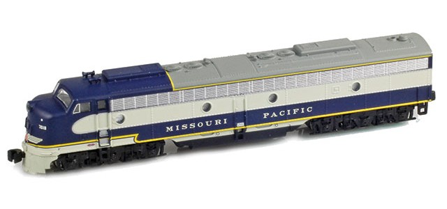 AZL 62610-2 Missouri Pacific E8 A #7019