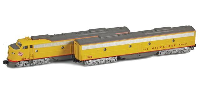 AZL 62609-3S Milwaukee E9 A-B Set | #32A, #32B