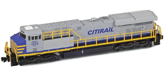 AZL 62410-1 Citirail (CREX) ES44AC #1204