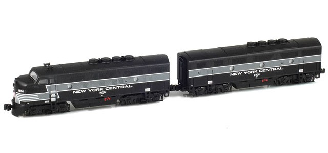 AZL 62900-1 New York Central F3 A-B Set | #1606, #2406