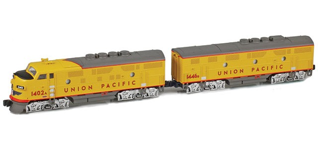 AZL 62911-1 Union Pacific F3 A-B Set | #1402A, #1446B