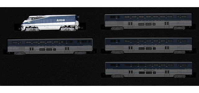 AZL 6002-1 Amtrak West F59PHI #452 | Locomotive Only