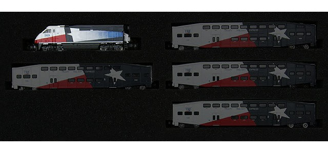AZL 6006-1 Dallas TRE F59PHI #569| Locomotive Only