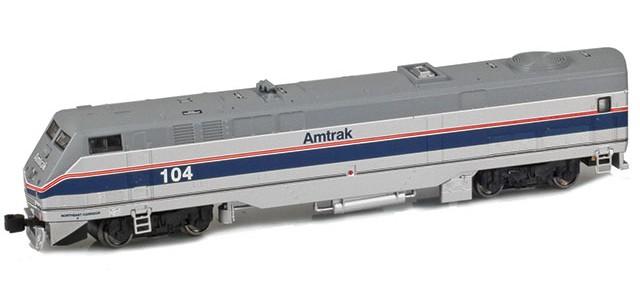AZL 63501-5 GE P42 Genesis Amtrak Phase IV NEC #104