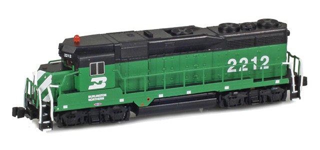 AZL 62102-3 GP30 Burlington Northern #2234