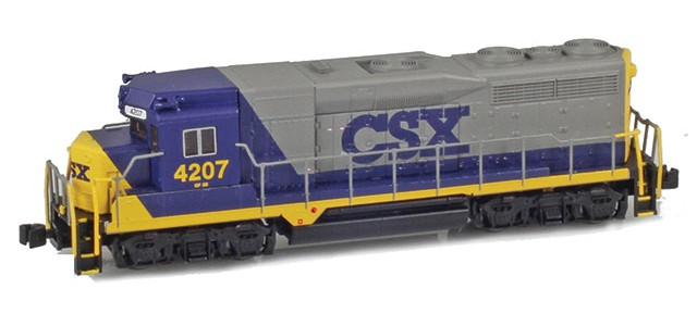AZL 62107-1 GP30 CSX #4207