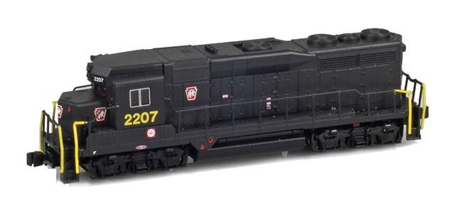 AZL 62110-1 GP30 PRR #2207