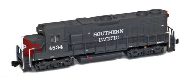 AZL 62501-5 GP38-2 Southern Pacific #4834