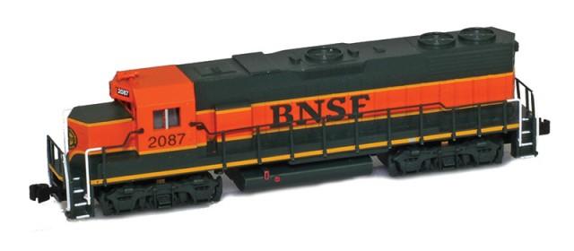 AZL 62503-6 GP38-2 BNSF #2100