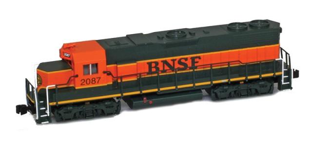 AZL 62503-5 GP38-2 BNSF #2087