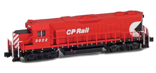 AZL 62513-2 GP38-2 Canadian Pacific Rail #3045