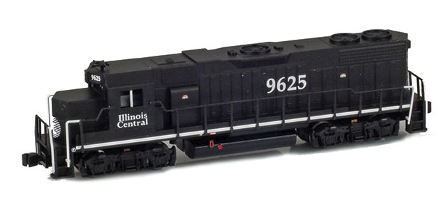 AZL 62514-2 GP38-2 Illinois Central #9625