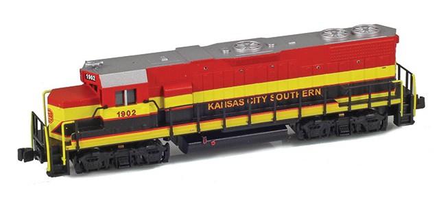 AZL 62520-1 GP38-2 Kansas City Southern (KCS) #1902