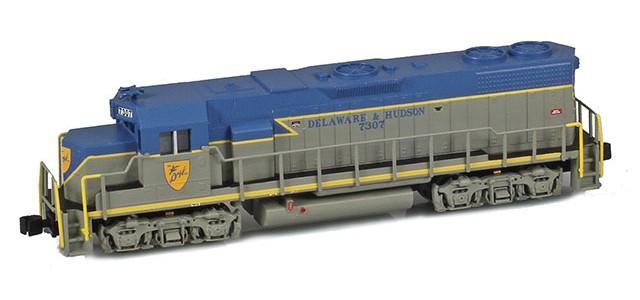 AZL 62521-1 GP38-2 Delaware & Hudson #7307