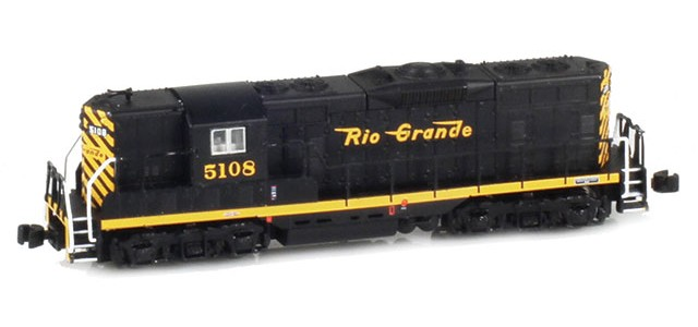AZL 62011-3 GP7 D&RGW Open Skirting #5108
