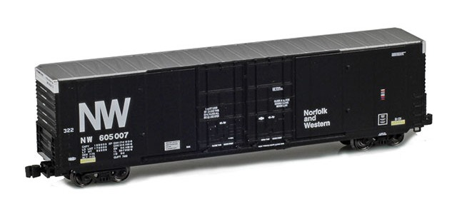 AZL 904203-1 N&W | Greenville 60' Boxcar #605007