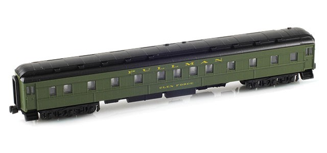 AZL 71328-1 ATSF 6-3 Pullman Sleeper | Glen Forge
