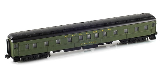 AZL 71328-2 ATSF 6-3 Pullman Sleeper | Glen Ewen