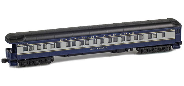 AZL 71810-1 B&O Observation Car | Magadala